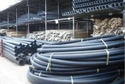 ống dẫn sử dụng khi lắp đặt máy bơm chìm giếng khoan
