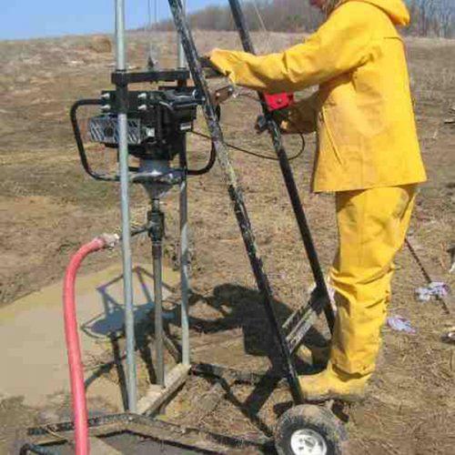 Hướng dẫn khoan giếng, khai thác và sử dụng nguồn nước ngầm