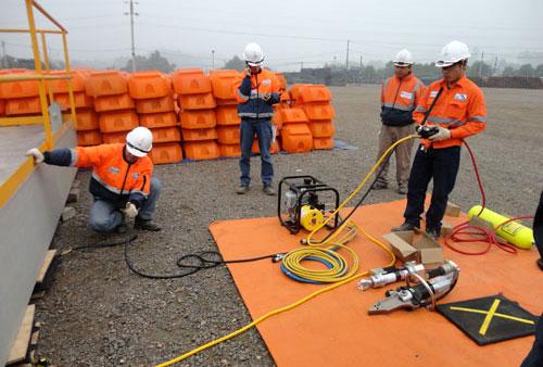 Làm sao để giảm thiểu rủi ro khi lắp đặt máy bơm nước chìm giếng khoan